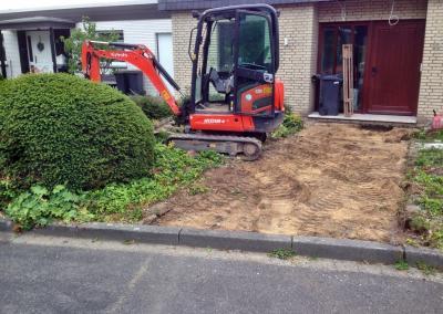 Gartenanlage in Kempen - 1
