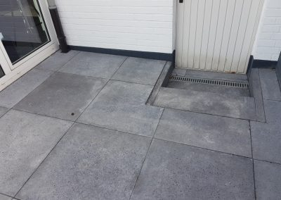 Schellevis Terrasse Einfahrt Neersen Galaba Remen - (10)
